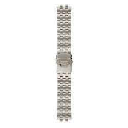 Traser® H3 Classic Chronograph Pro karbonizuoto plieno laikrodžio dirželis