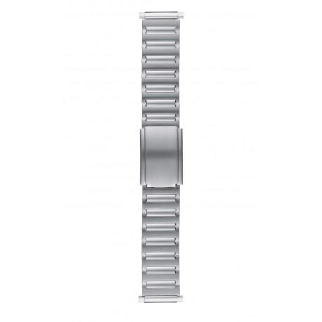 Traser® H3 apyrankė oda/tekstilė, 18 mm