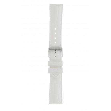 Traser® H3 Ladytime silikoninė laikrodžio apyrankė, 20 mm