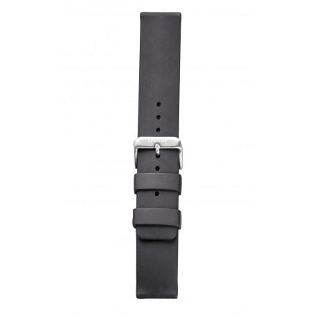 Traser® H3 žalios tekstilės laikrodžio apyrankė, 22 mm