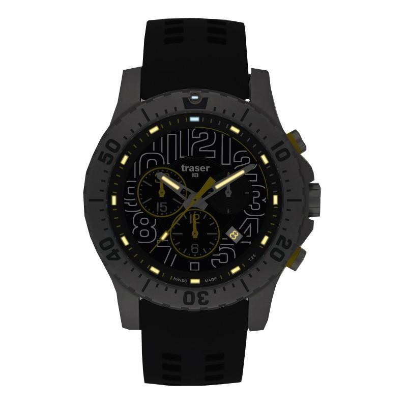 Traser 174 h3 elite chronograph