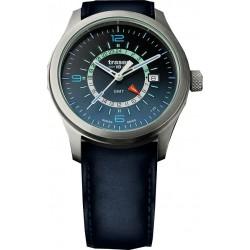 Traser® P59 Aurora GMT Blue
