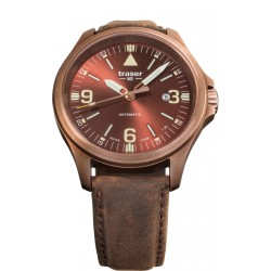 Traser® P67 Officer Pro Automatic Bronze Brown, ODA