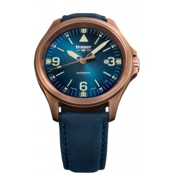 Traser® P67 Officer Pro Automatic Bronze Blue