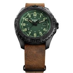Traser® P96 OdP Evolution Green, LEATHER