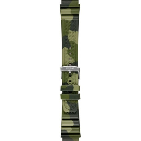 P96 Soldier rubber strap, CAMO