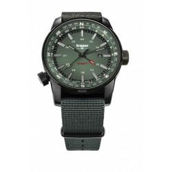 Traser® P68 Pathfinder GMT, NATO GREEN