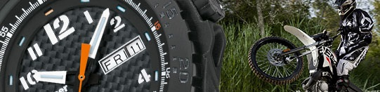 Traser Extreme Sport watches