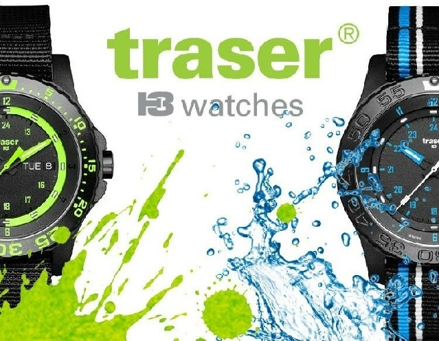 traser new collection 2015