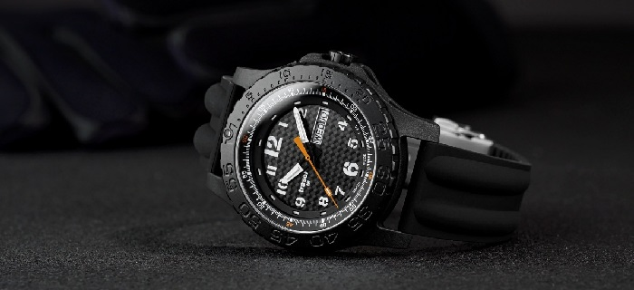 Traser Extreme Sport Carbon Pro watch