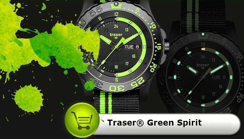 Traser® H3 Green Spirit