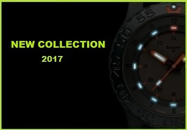 Traser new collection watches 2017
